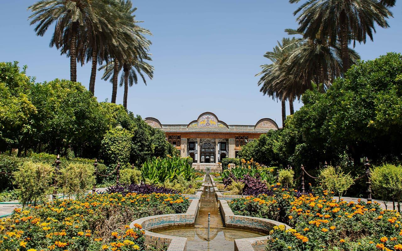 shiraz-Jardines-de-Naranjestan-viaje-iran
