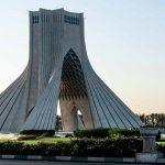 Transporte en Irán (Torre Azzadi, Teheran)