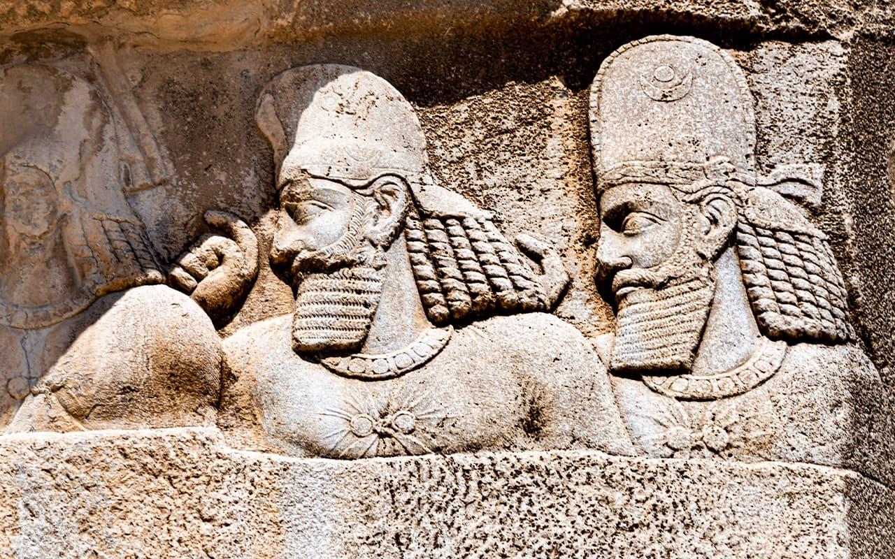 tumbas-Nasq-e-Rostam-viajar-iran